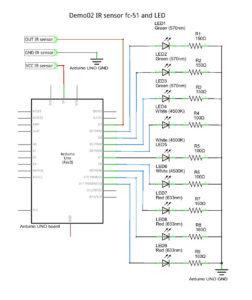 Demo 2 schematic