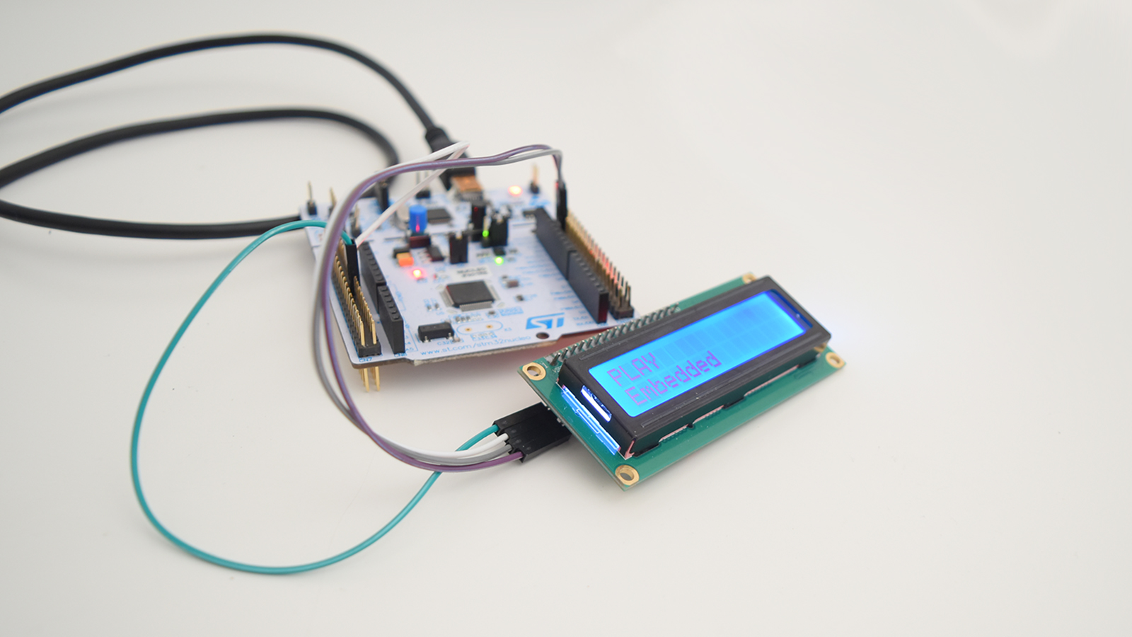 Using STM32 I2C with ChibiOS